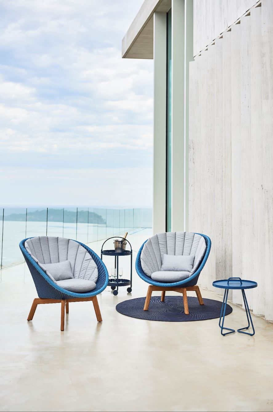 Peacock Occasional Chairs