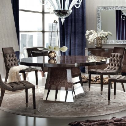 Absolute Round Dining Table