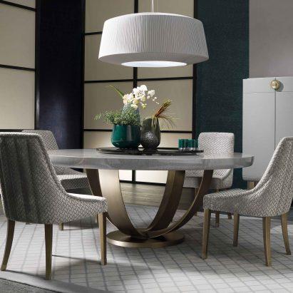 Fashion Affair Round Dining Table