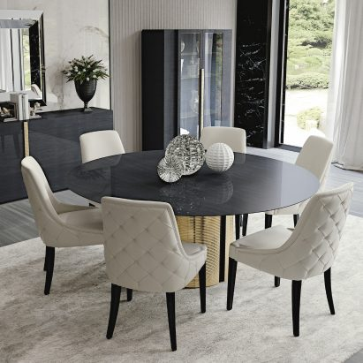 Secret Love Round Dining Table