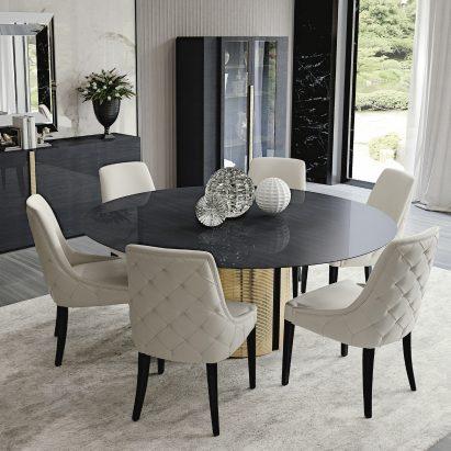 Secret Love Round Dining Table