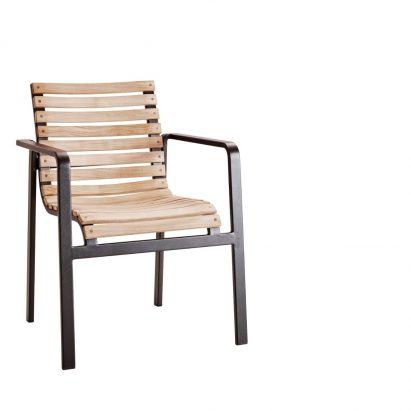Park Stackable Arm Chair