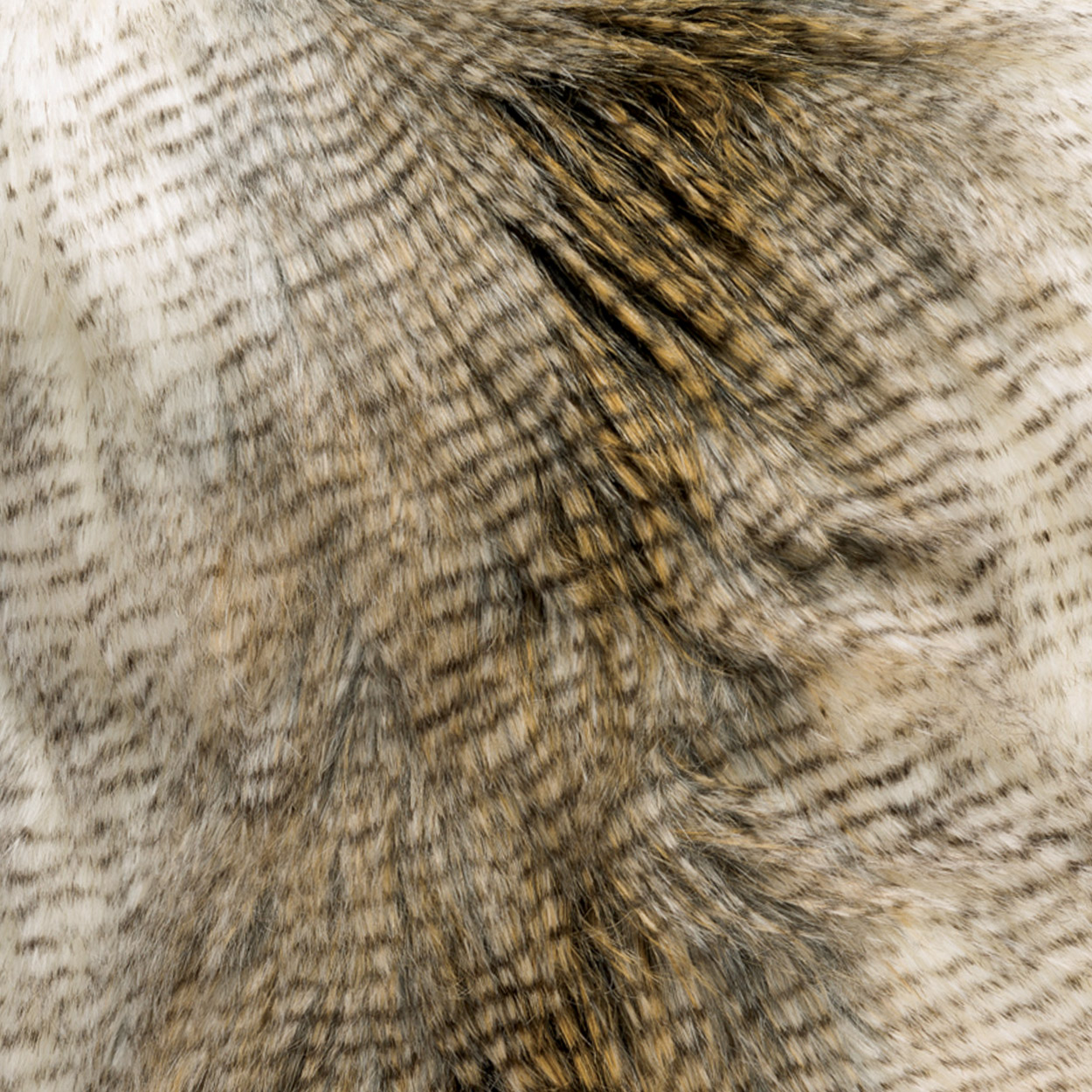 Faux Fur Alaskan Hawk
