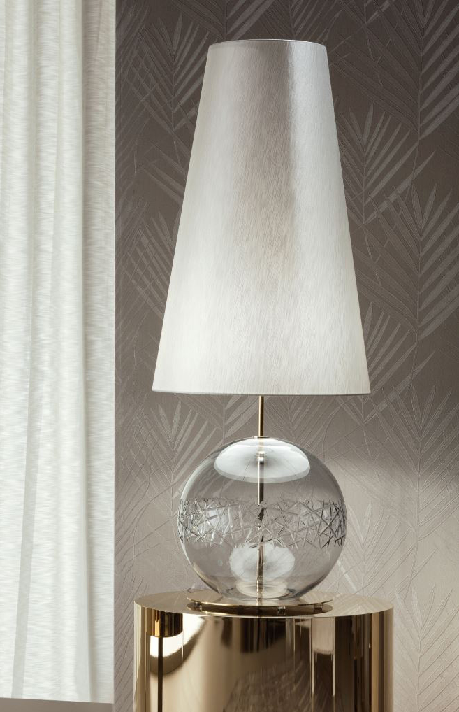 Asia Table Lamp