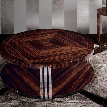 Luna Timber Coffee Table