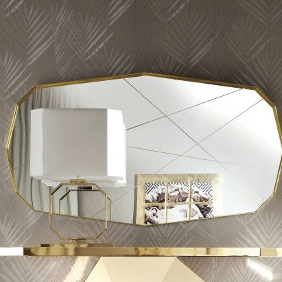 Infinity Rectangular Wall Mirror