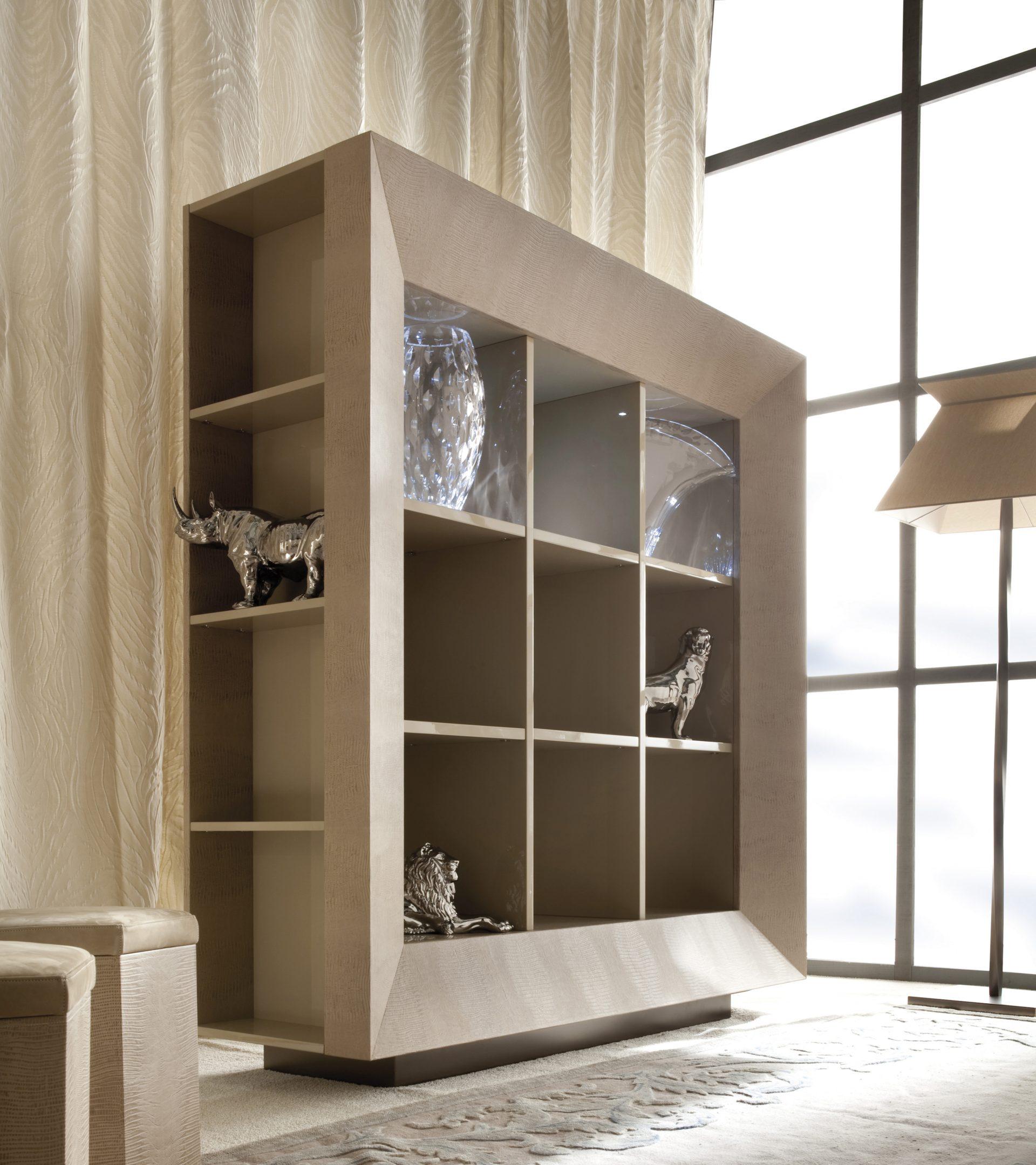 Lifetime Display Cabinet