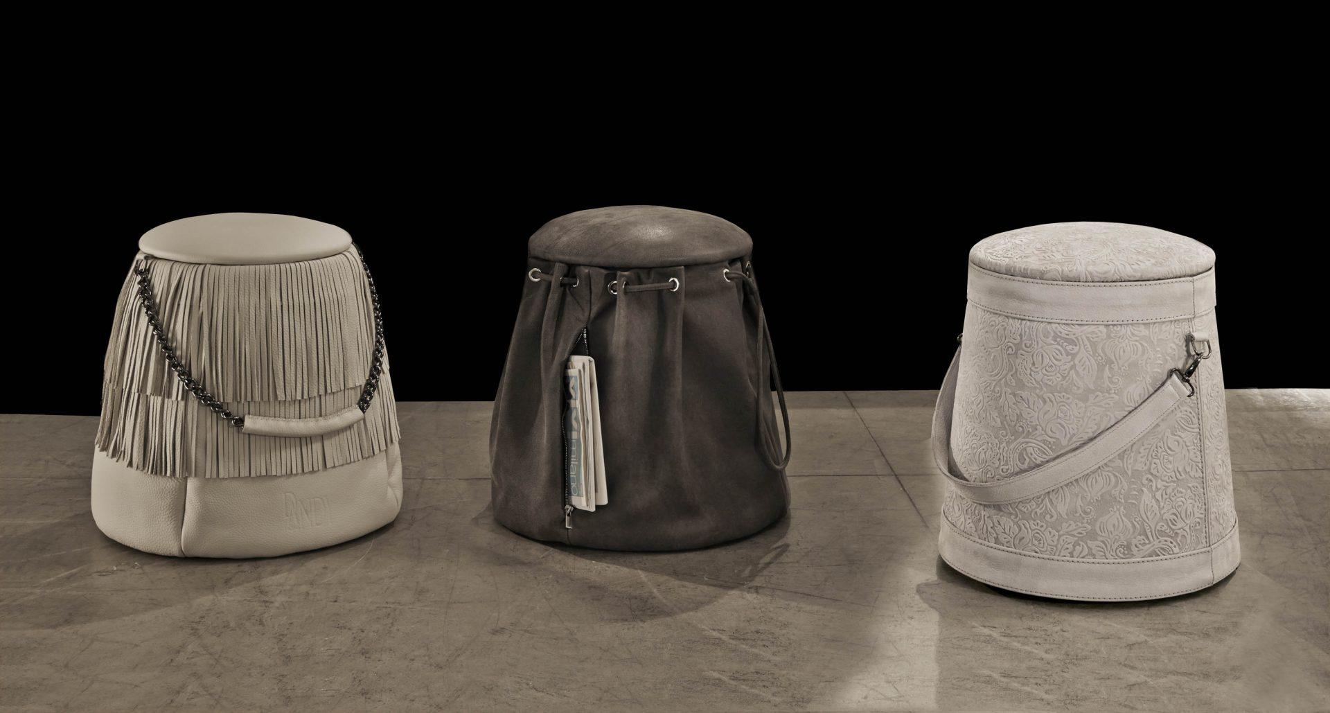 Bag Ottoman