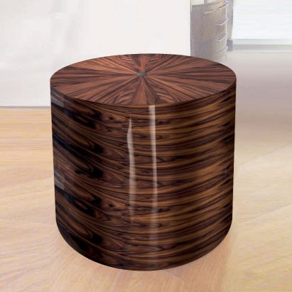 Coliseum Barrel Side Table