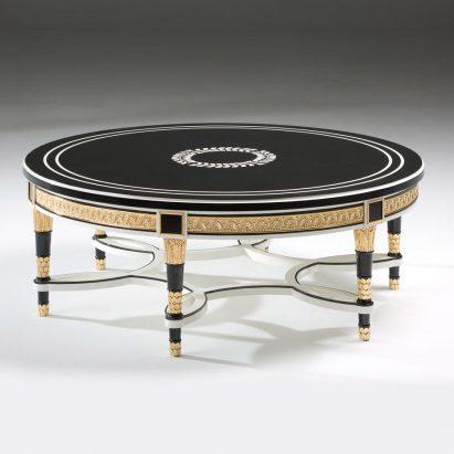 Wellington Round Coffee Table