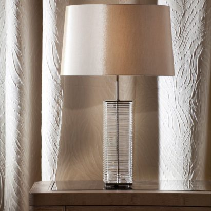 Lifetime Ribbed Lamp