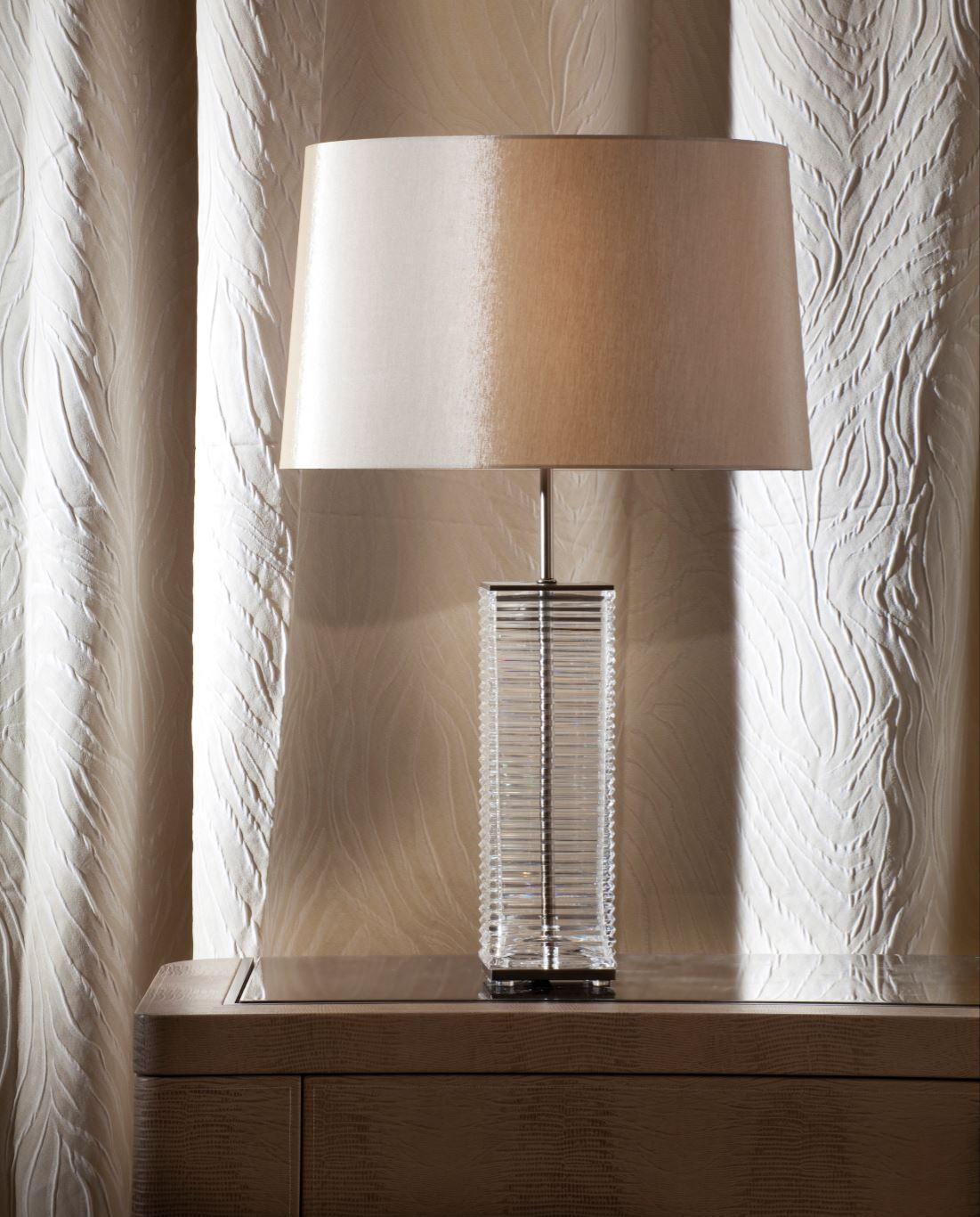 Lifetime Ribbed Lamp