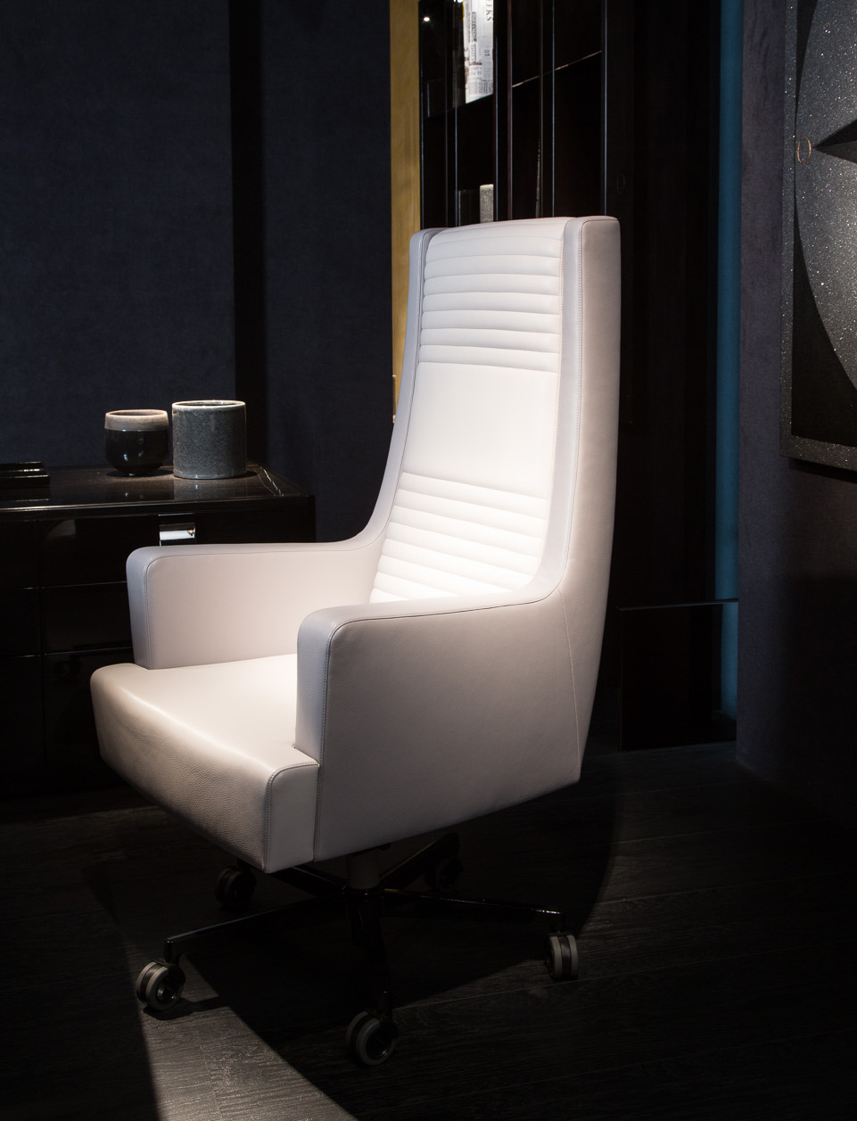 Black and More Executive Chair