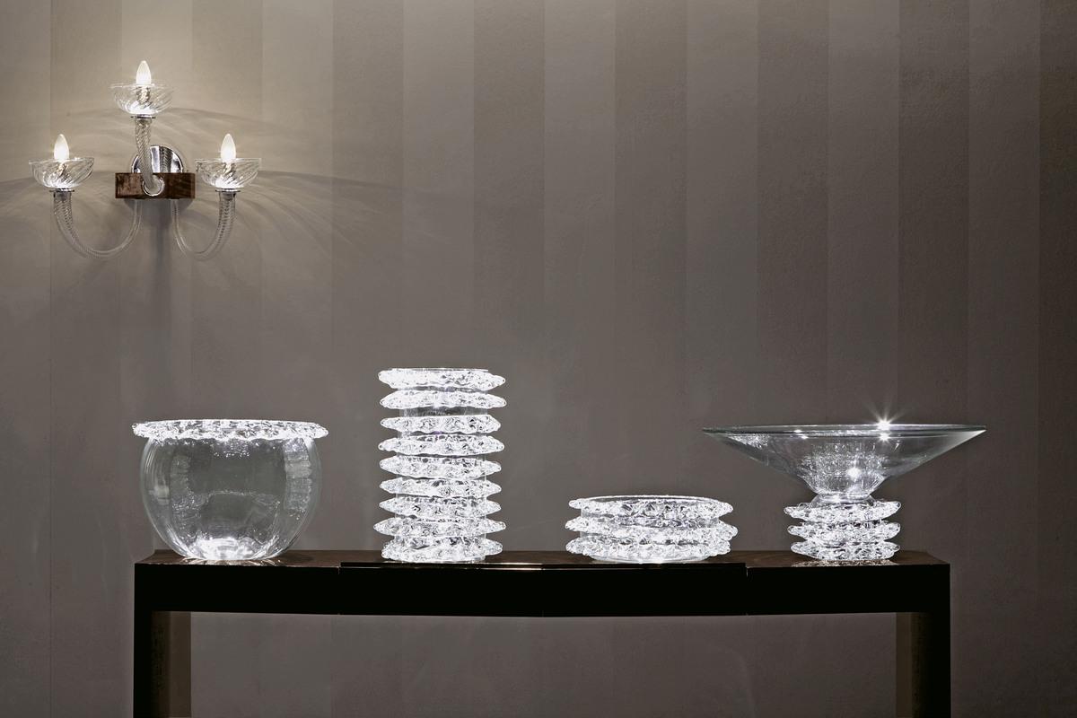 Lysa Murano Vase