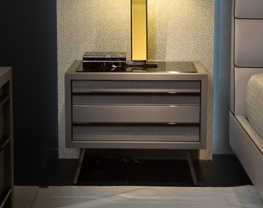 New in Town Bedside Table