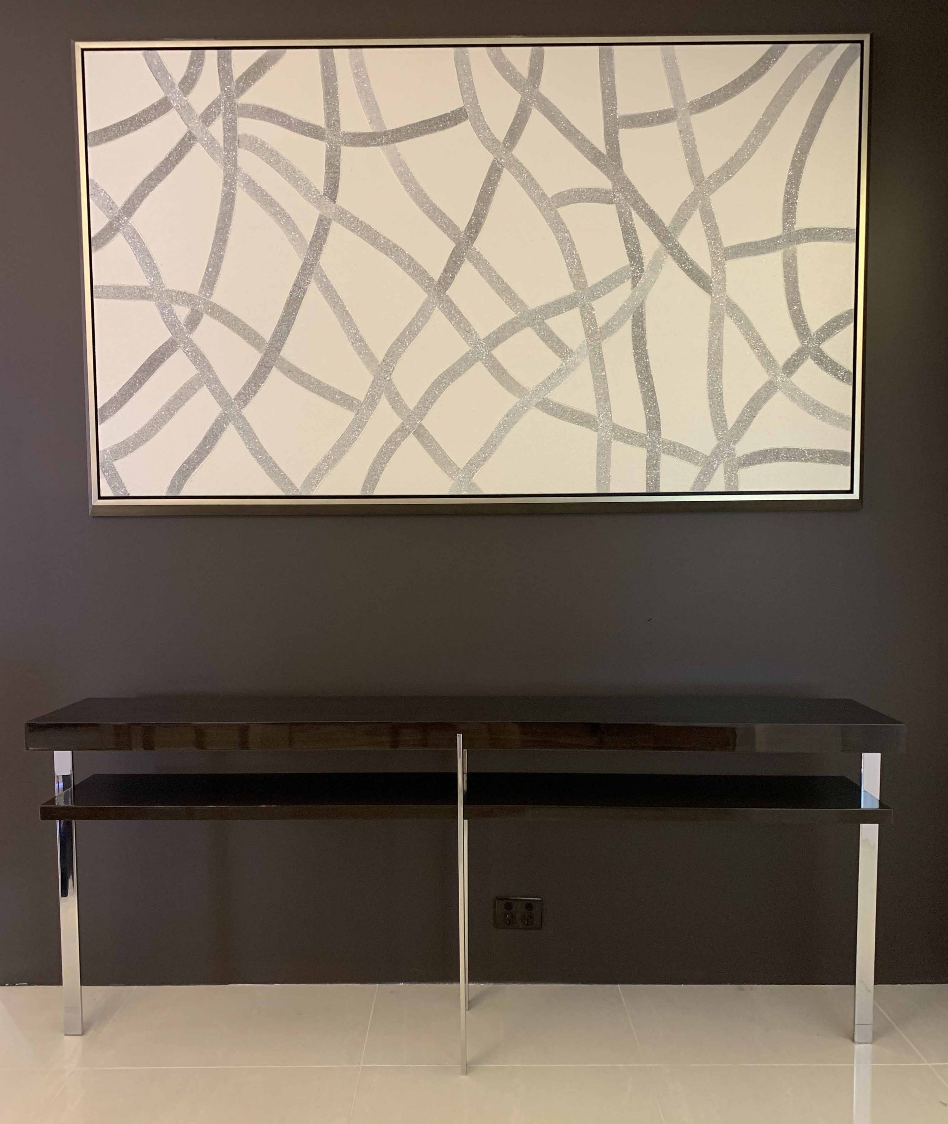 One & Only Rectangular Console Table