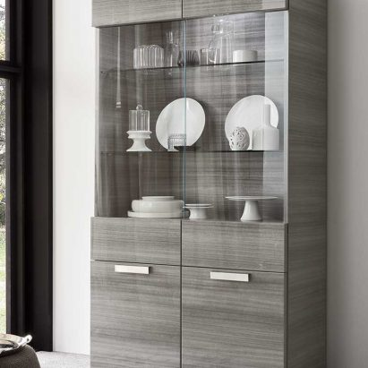 Iris Display Cabinet