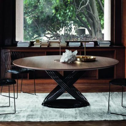 Fusion Round Dining Table