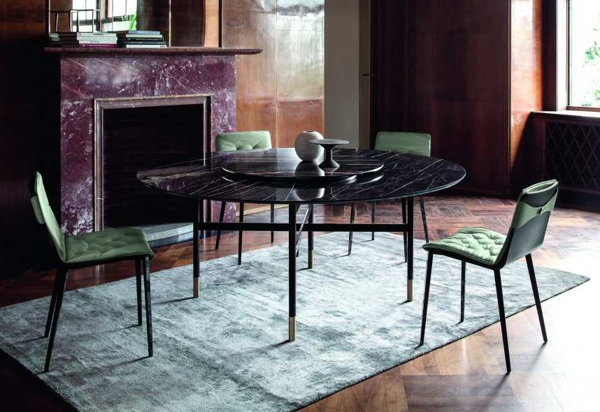 Glamour Round Dining Table