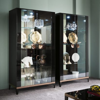 Monte Noire Display Cabinet