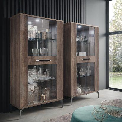 Materra Display Cabinet