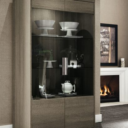 Tivola Display Cabinet