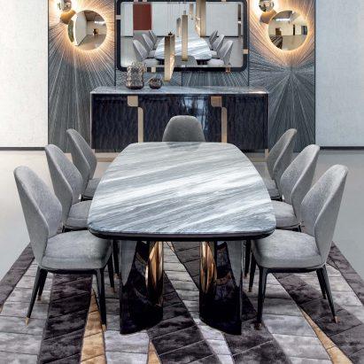 Charisma Rectangular Dining Table