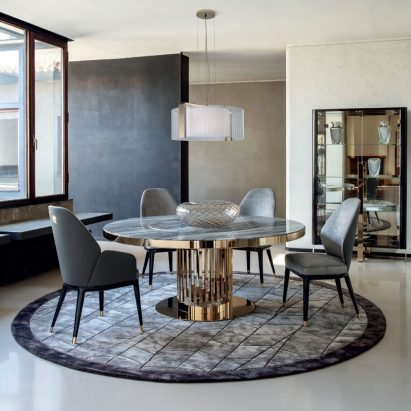 Charisma Round Dining Table