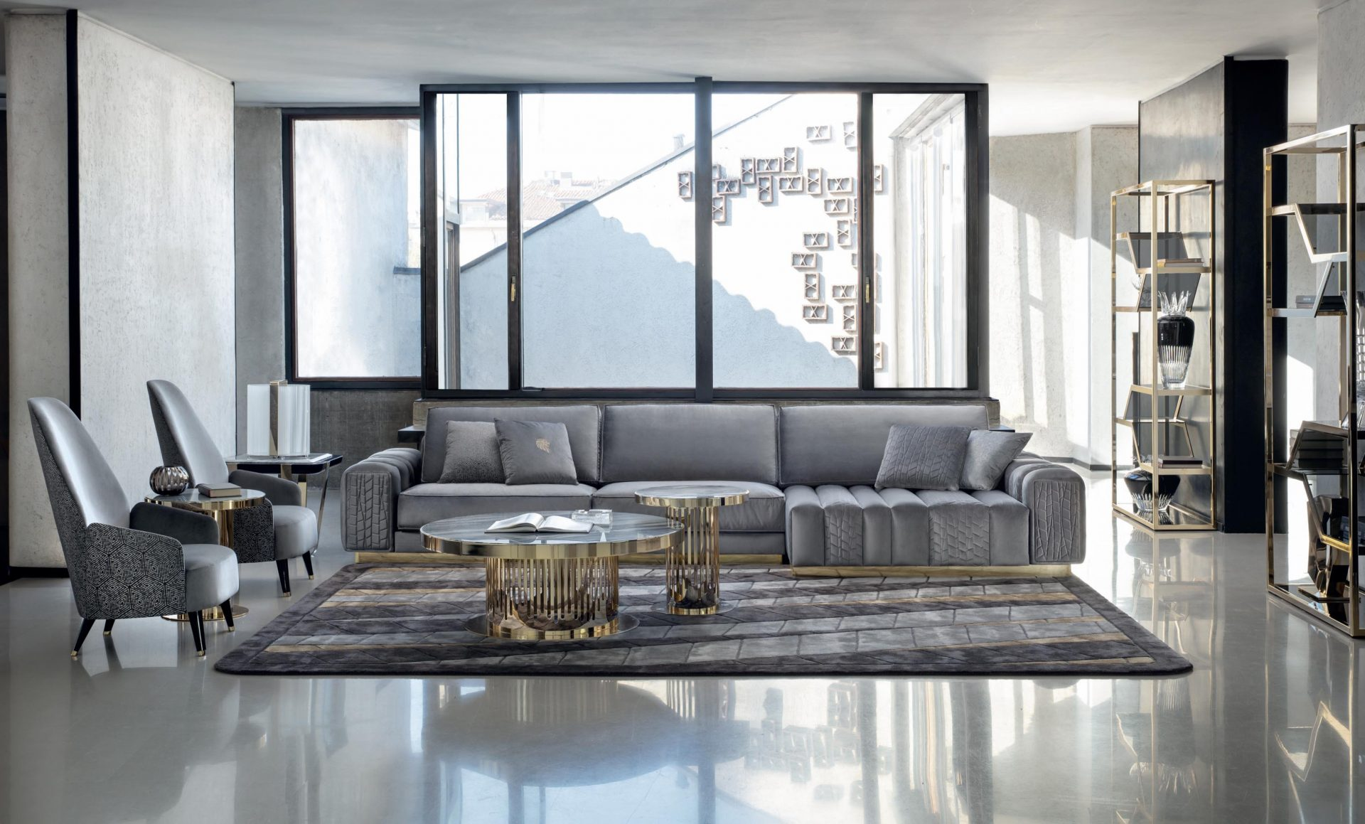 Charisma Modular Lounge