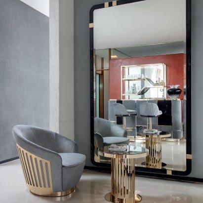 Charisma Floor Mirror
