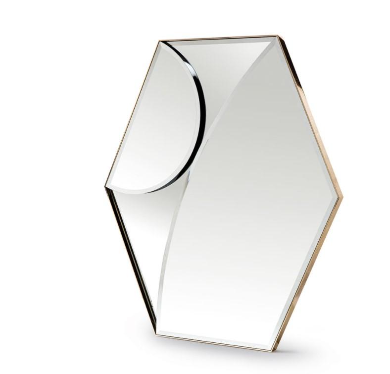 Charisma Metal Mirror