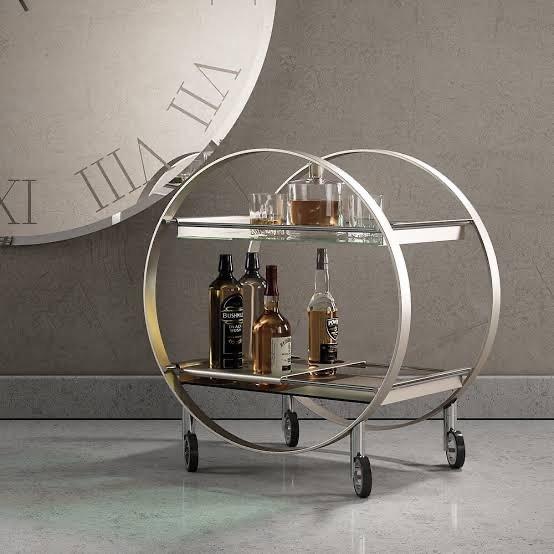 Miss Marvellous Bar Cart