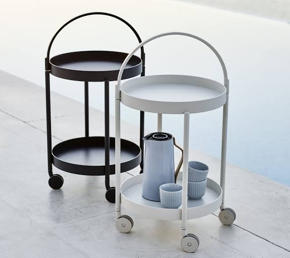 Rally Round Bar Cart