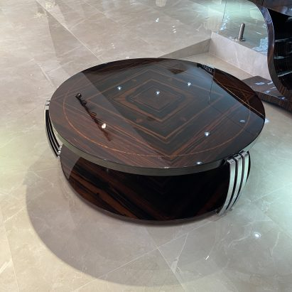 Luna Round Coffee Table