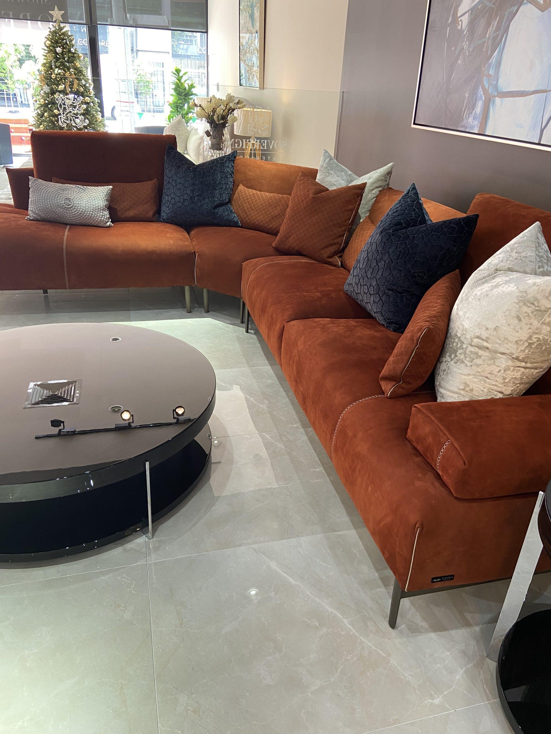 Saks Modular Sofa