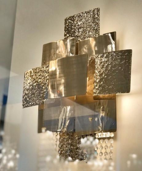 Mondriano Wall Light