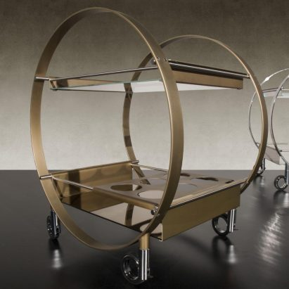 Bar Carts & Trays