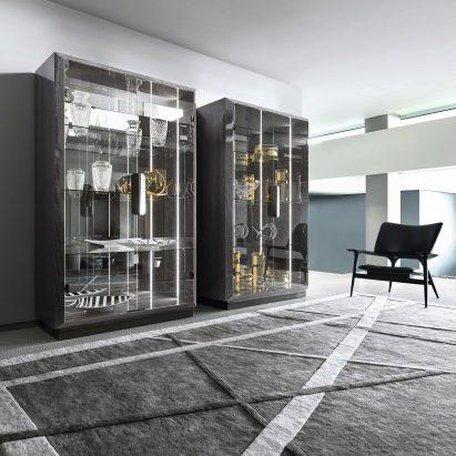 Mirage Display Cabinet