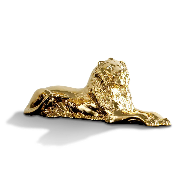Leo Sculpture