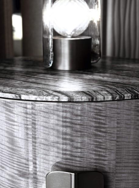 Mirage Bedside Table