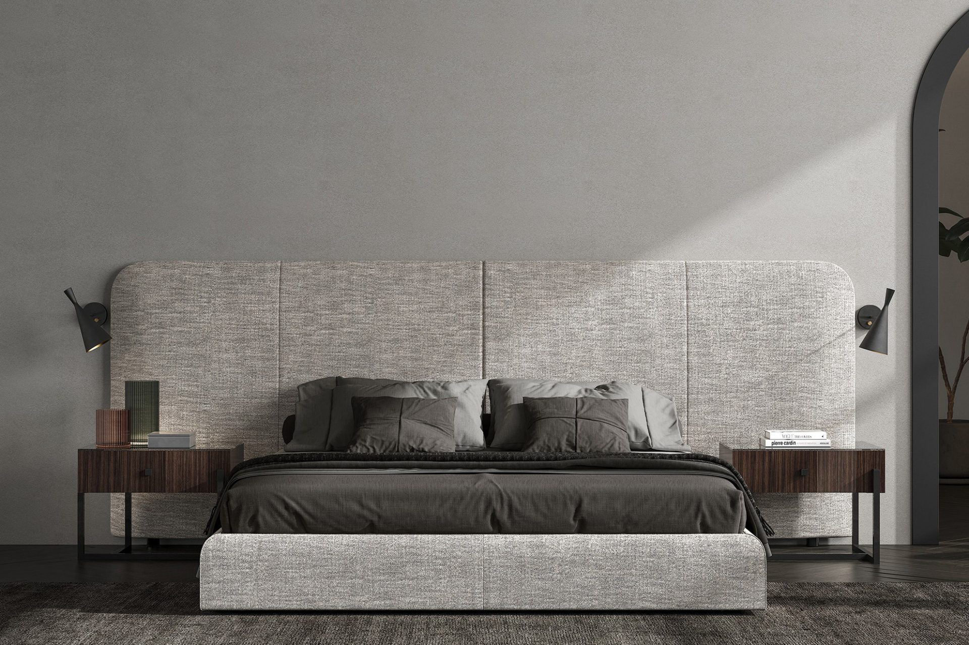 Portland Suite Bed