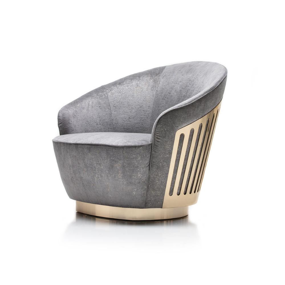 Charisma Swivel Occasional Chair