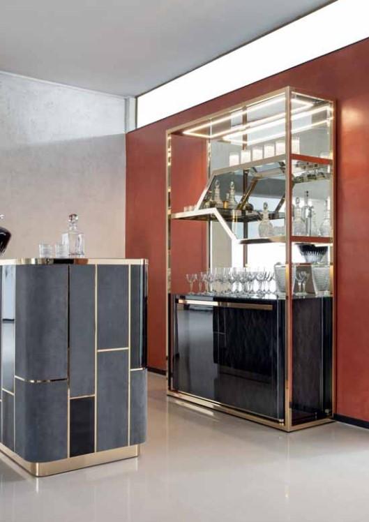 Charisma Bar Cabinet
