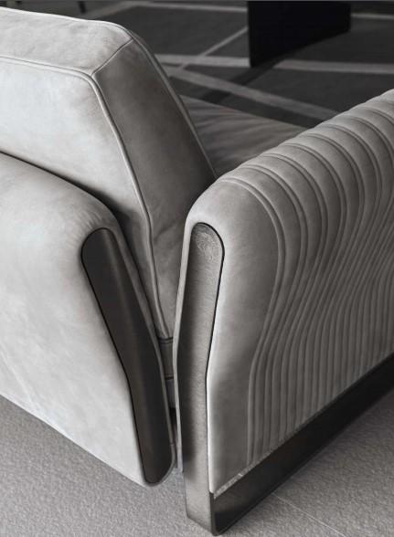 Mirage High Armrest Lounge