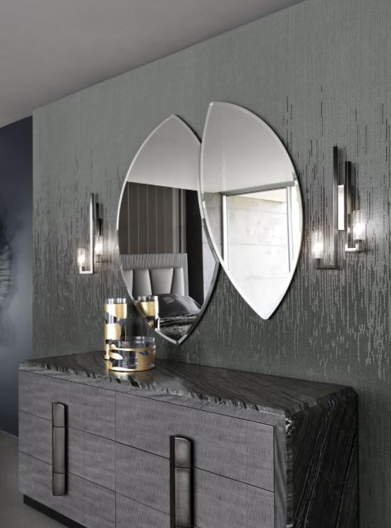 Mirage Round Mirror