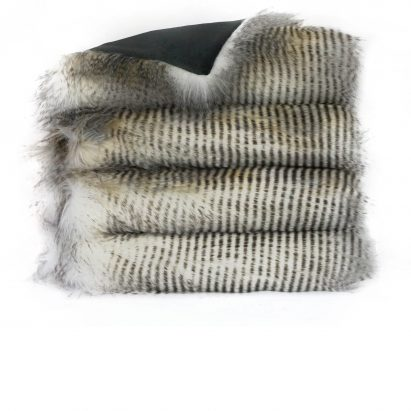Faux Fur Throw – ALASKAN HAWK