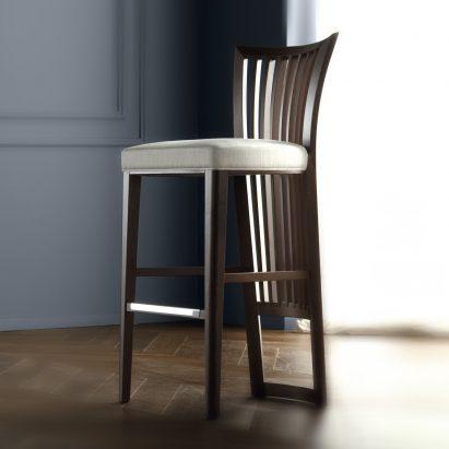 Illusion Bar Chair