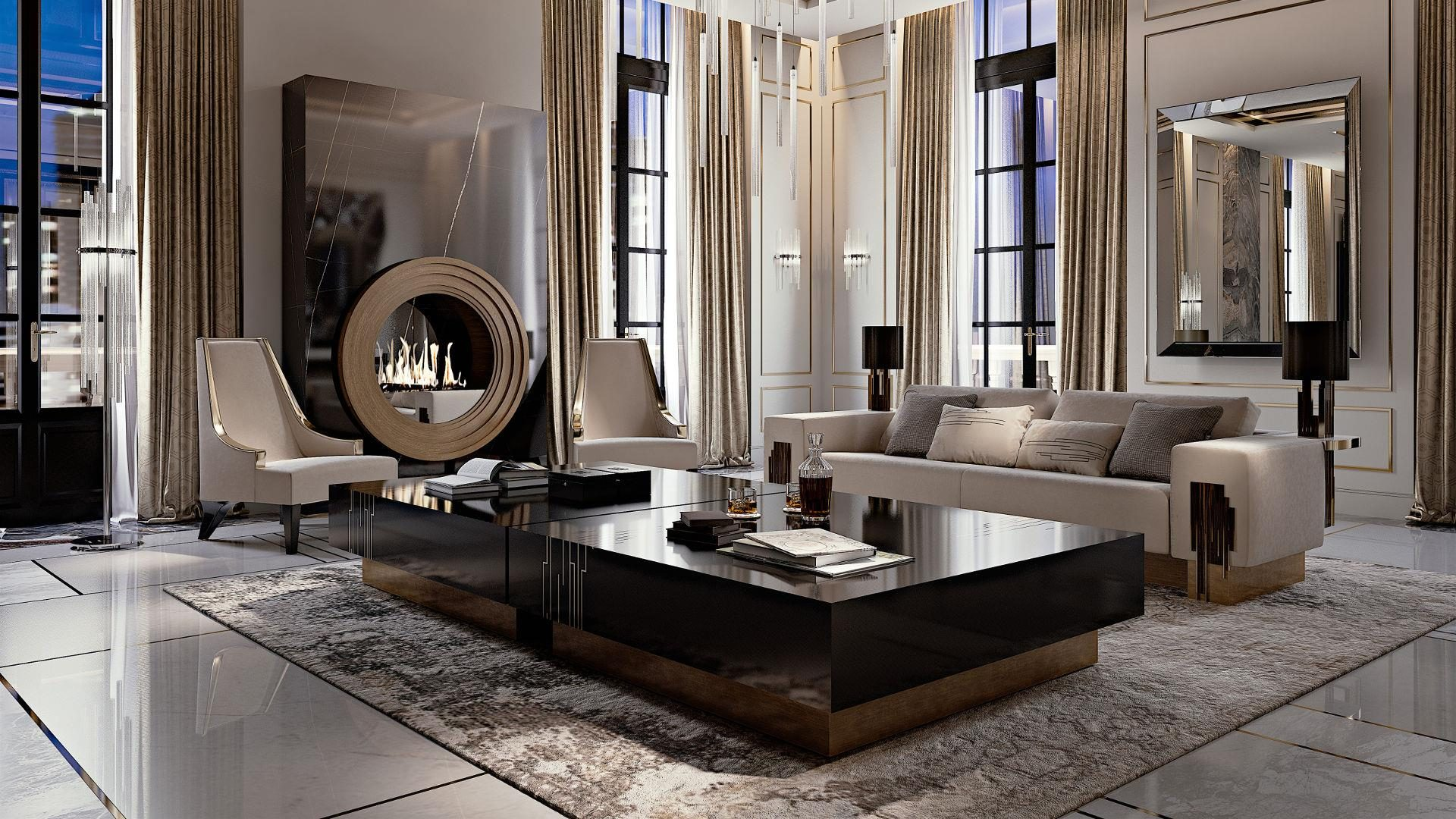 Belle Coffee Table