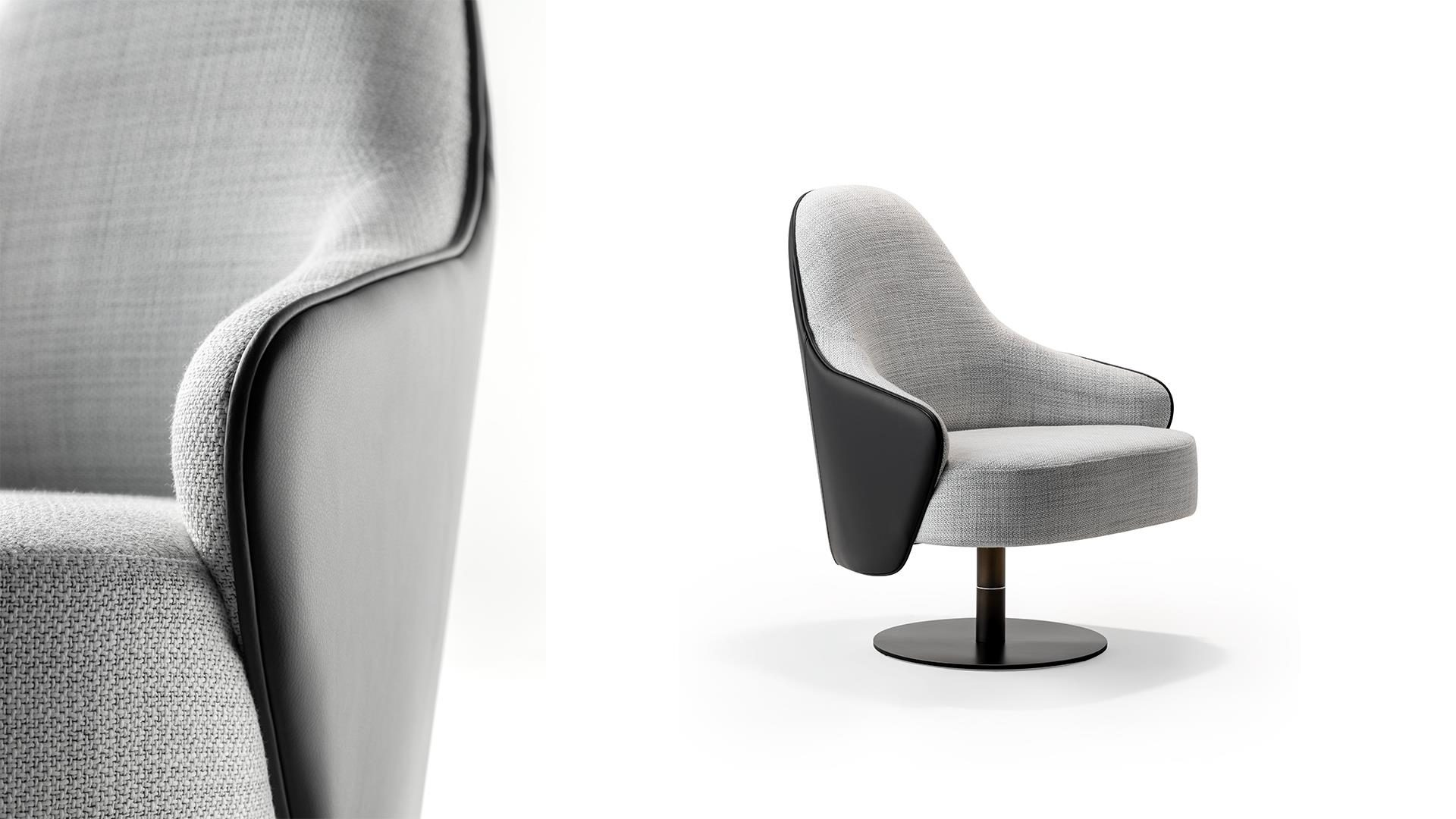 Ludwig Occasional Chair