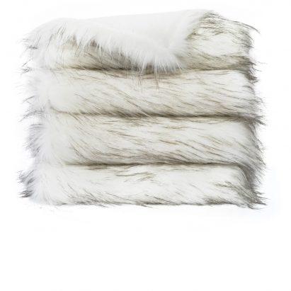 Faux Fur Throw – NORWEGIAN HUSKY